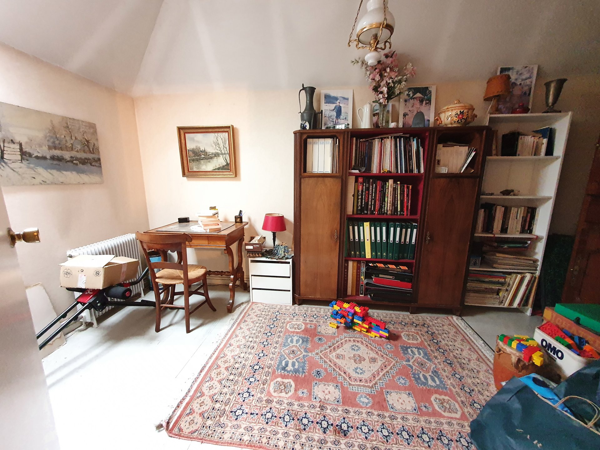 Maison 7p 145m² sur parcelle de 500m²