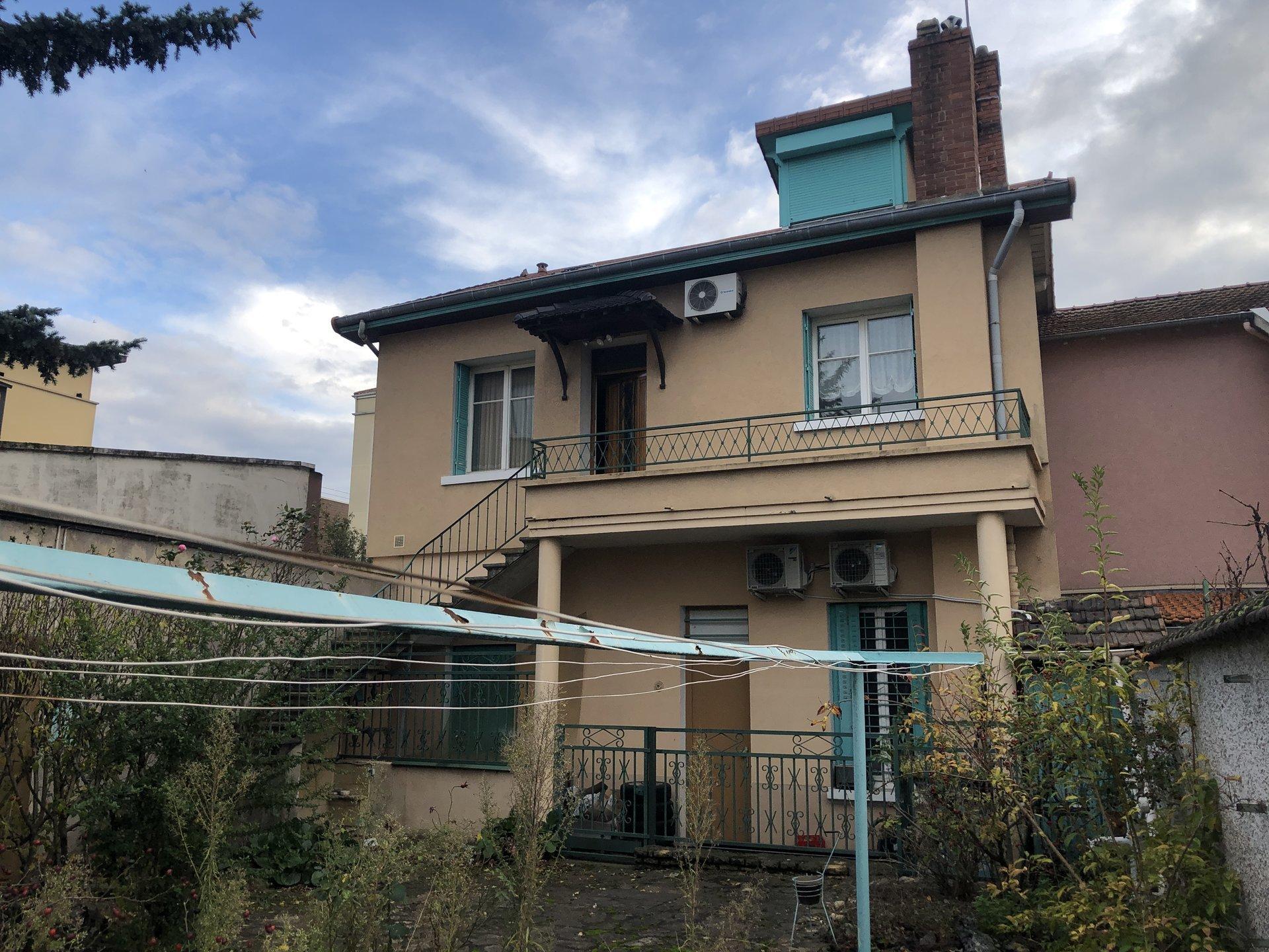 Maison de ville Saint-Fons