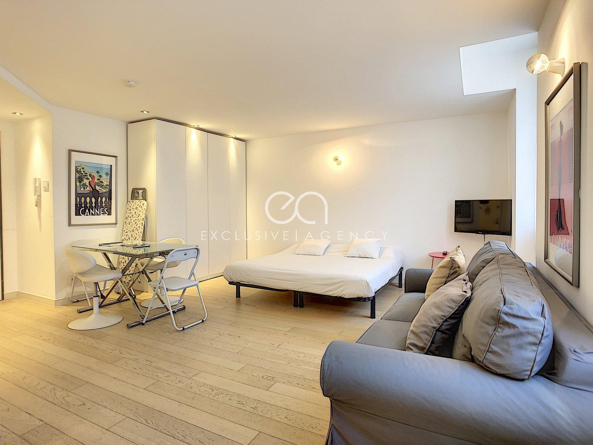 Studio moderne meublé centre ville
