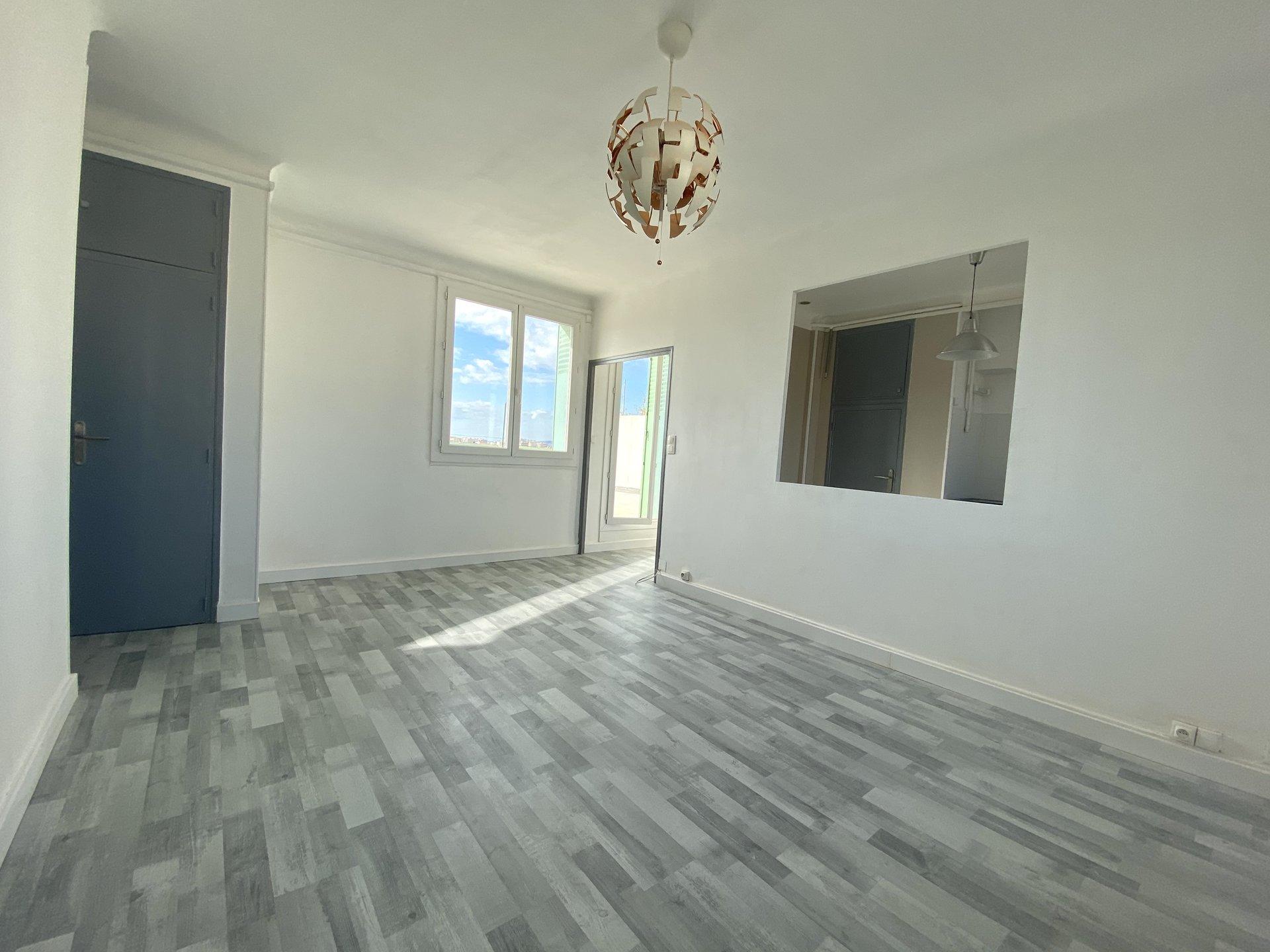 Sale Apartment - Marseille 4ème La Blancarde