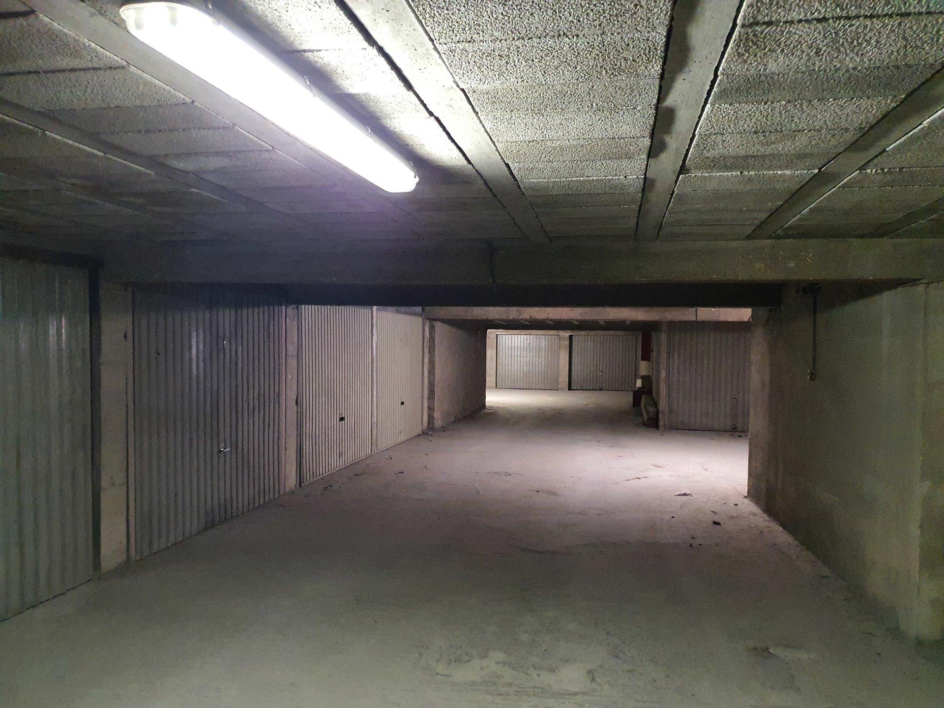 Garage Sous sol