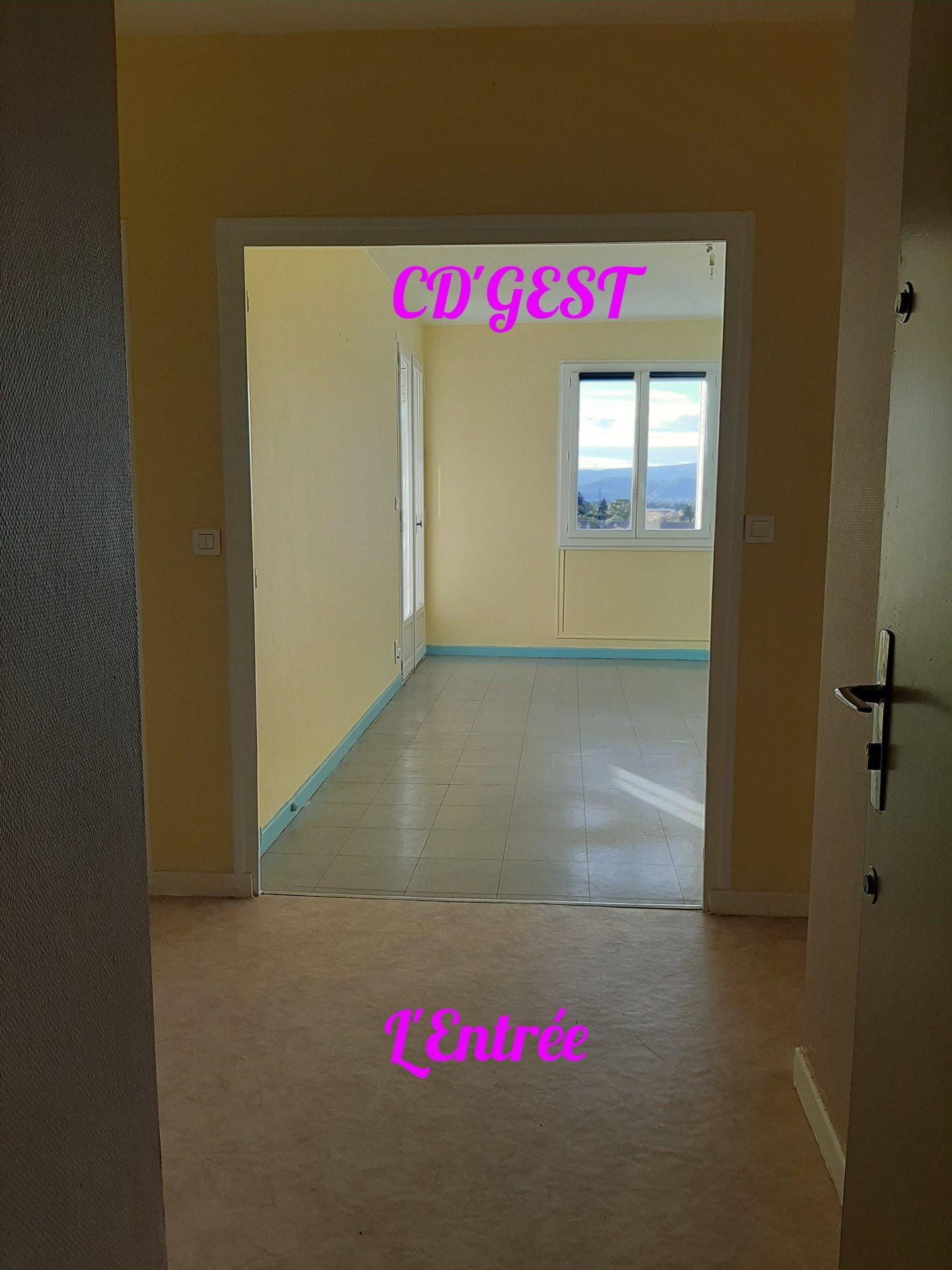 Appartement T3 : 68.05 m² à Montélimar