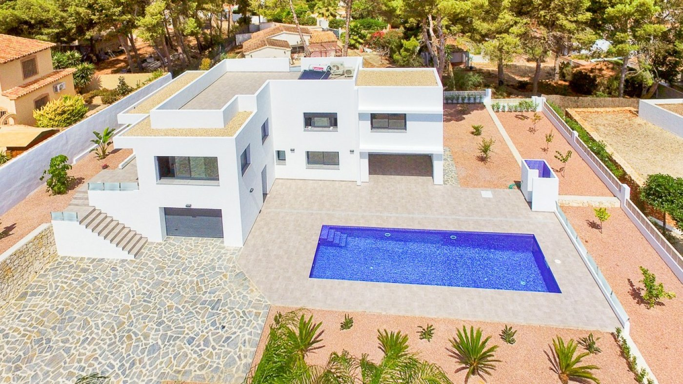 Nice quality villa in a quiet area