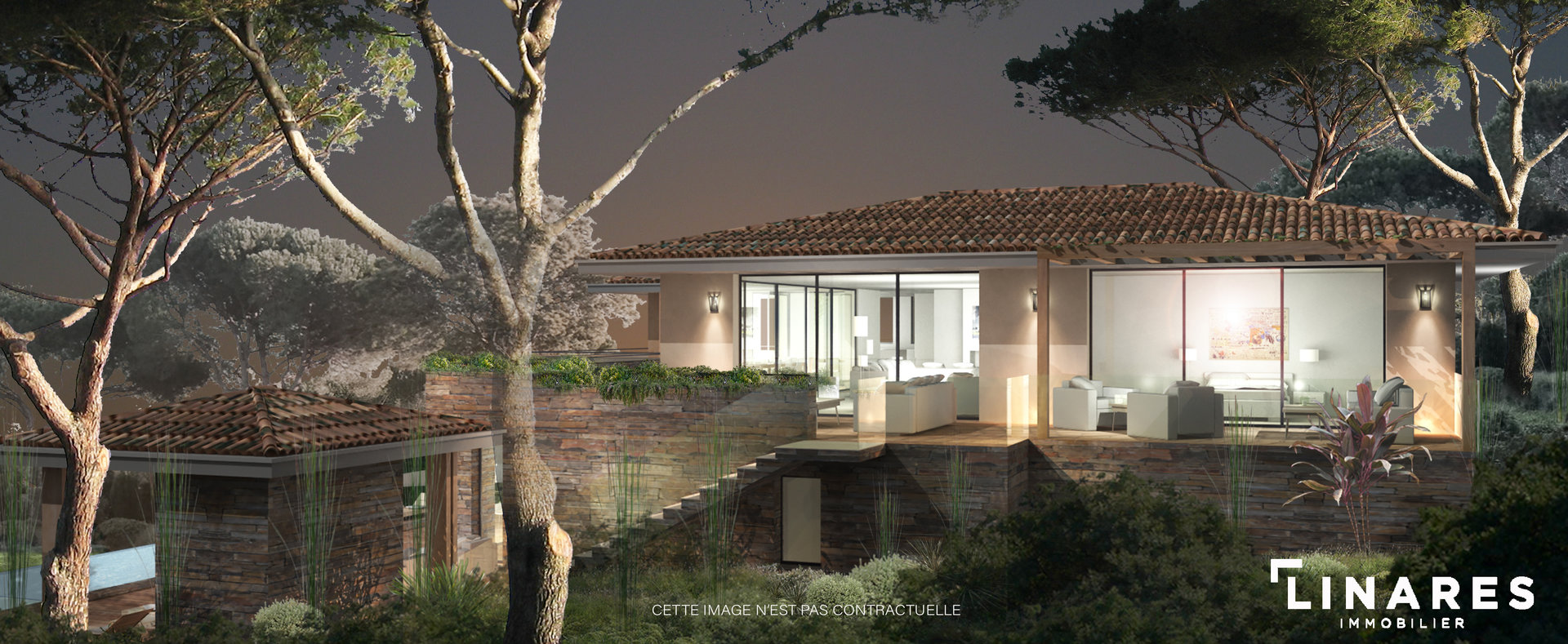 Sale Building land - Saint-Tropez Le Capon