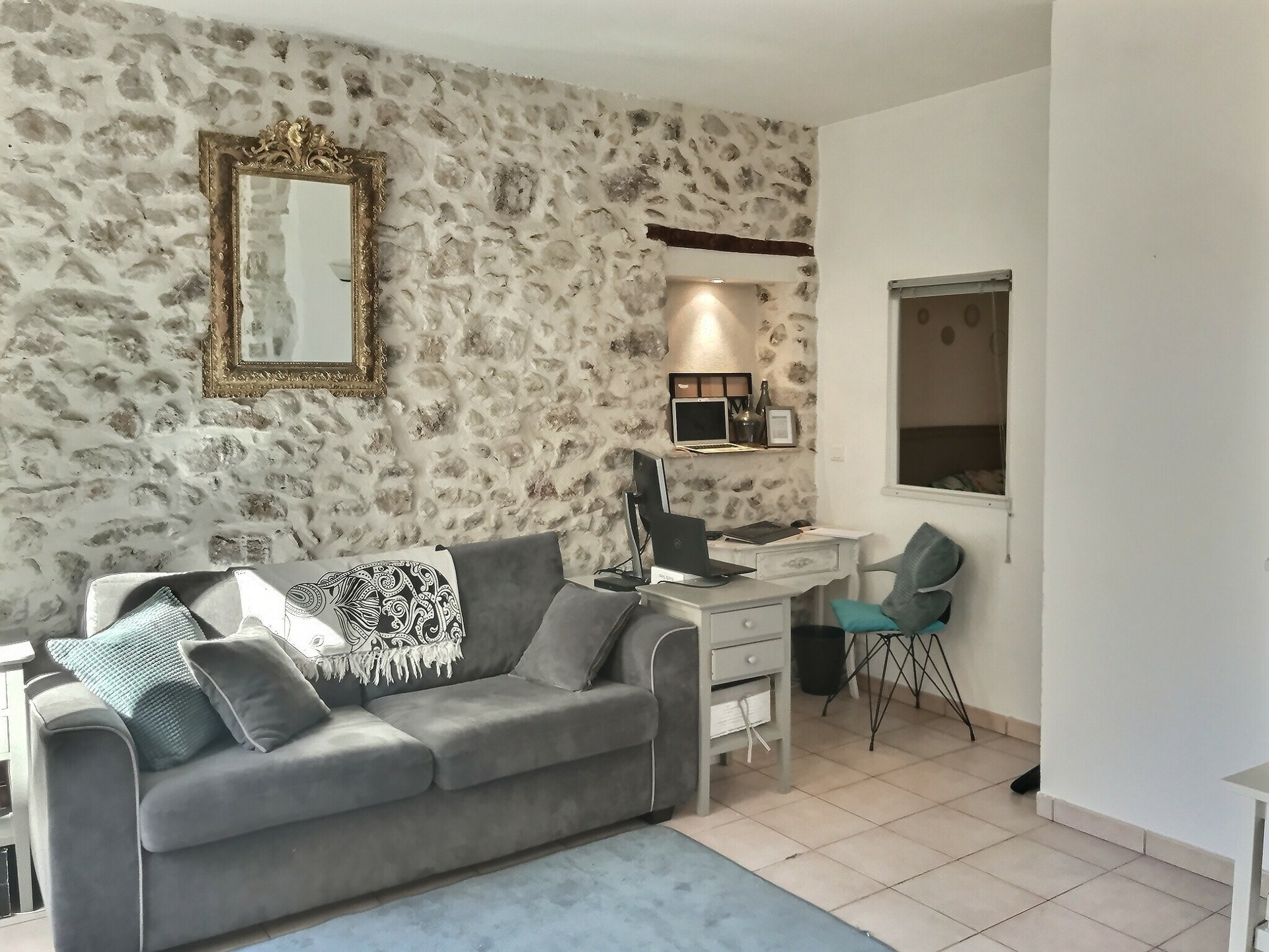 Lovely  1 bed appartement in the old town of Antibes