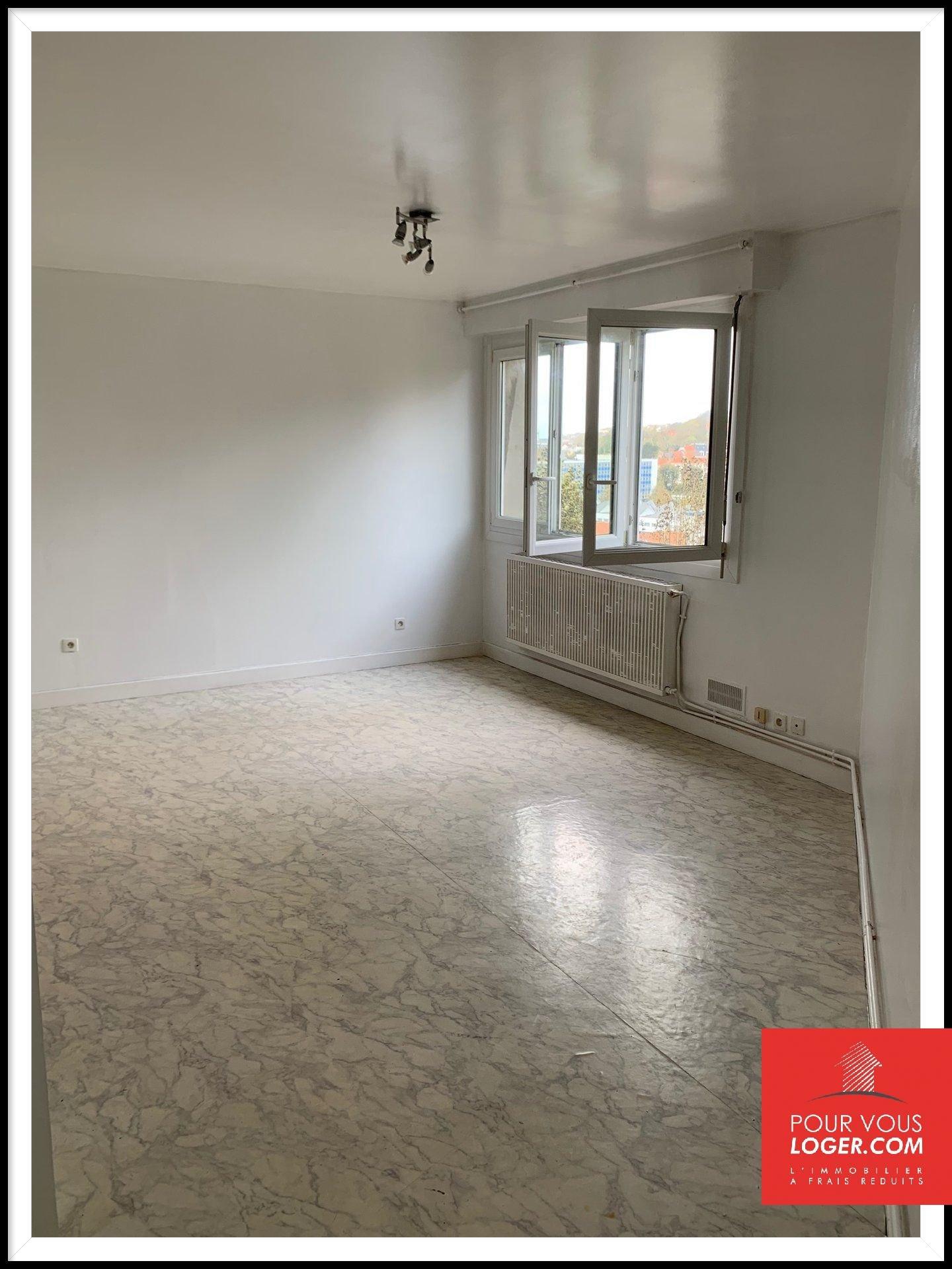Appartement une chambre avec parking privé et cave en résidence au premier étage sans travaux
