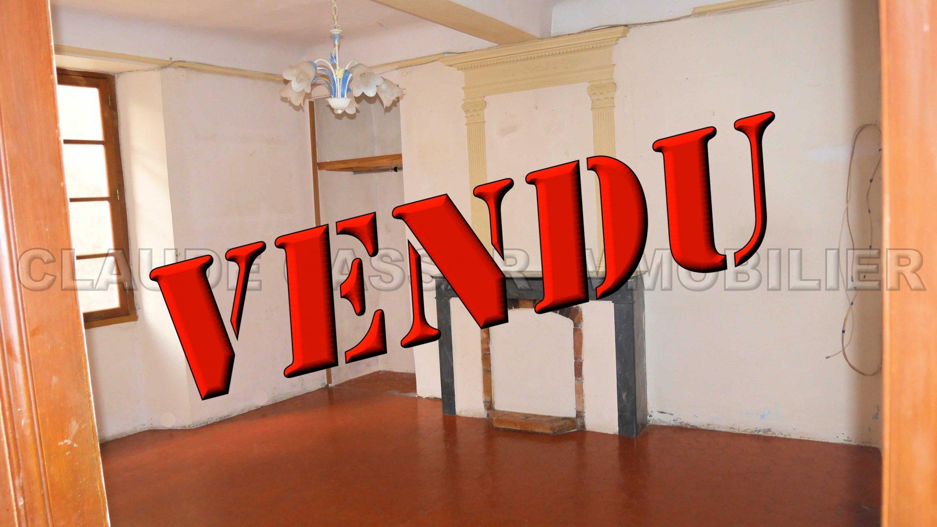 Appartement 2/3 pièces à rénover !