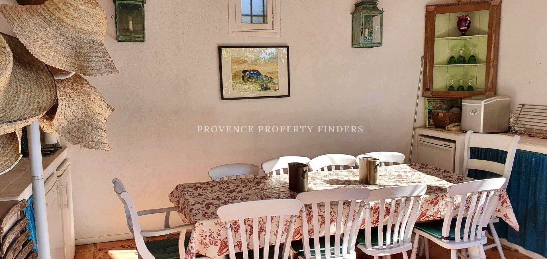 Maison de famille (5 Chambre) en Provence.