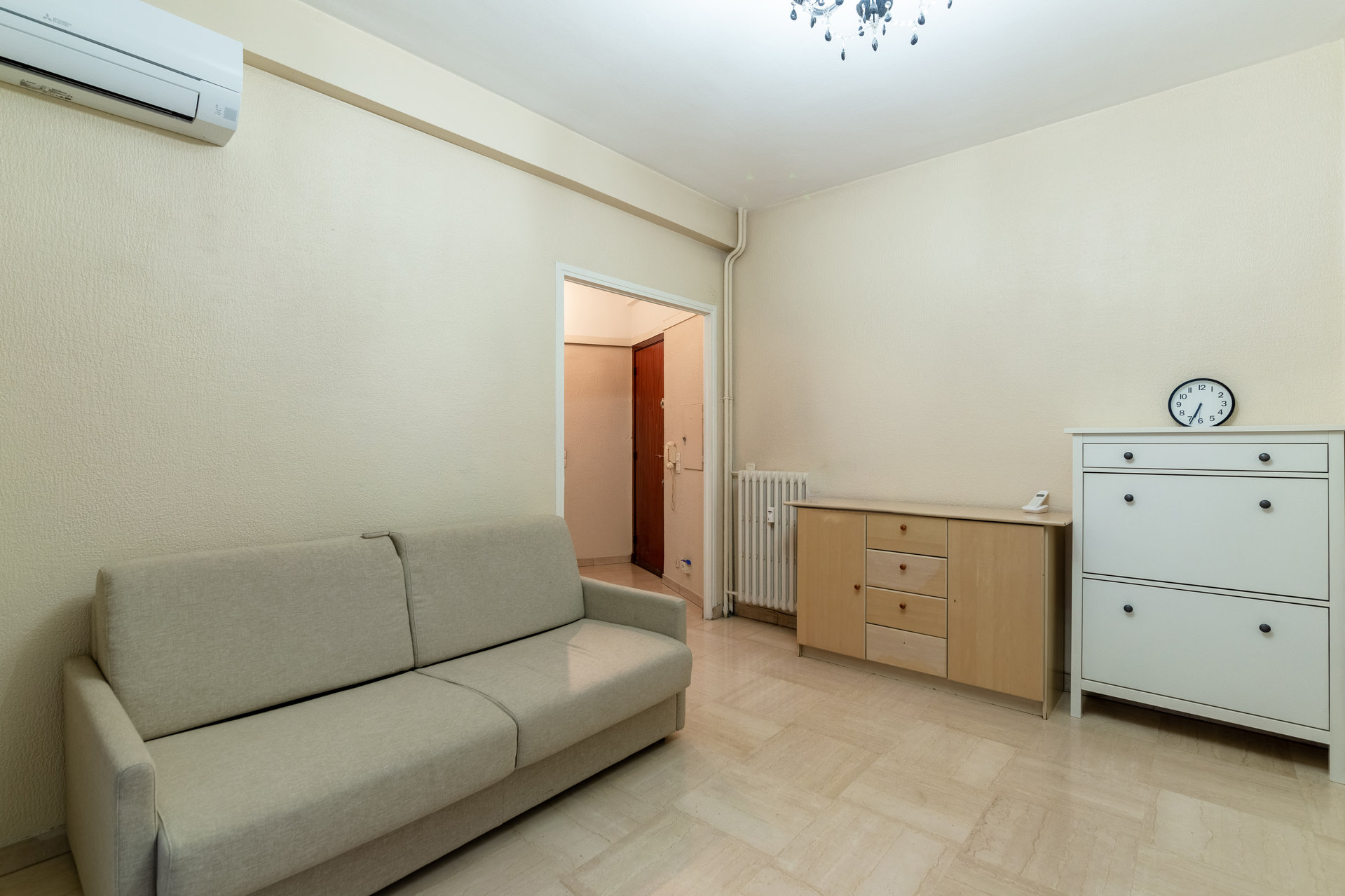Nice - Gambetta - Chateauneuf: nice and bright apartment