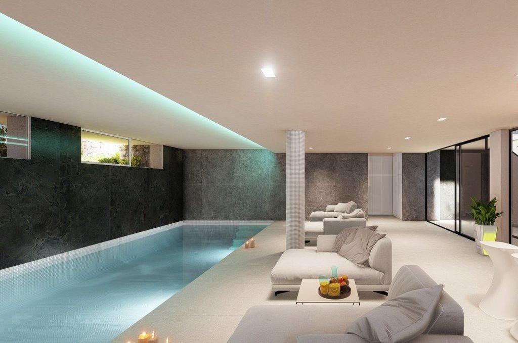 Exclusiva villa de diseño de lujo en La Fustera