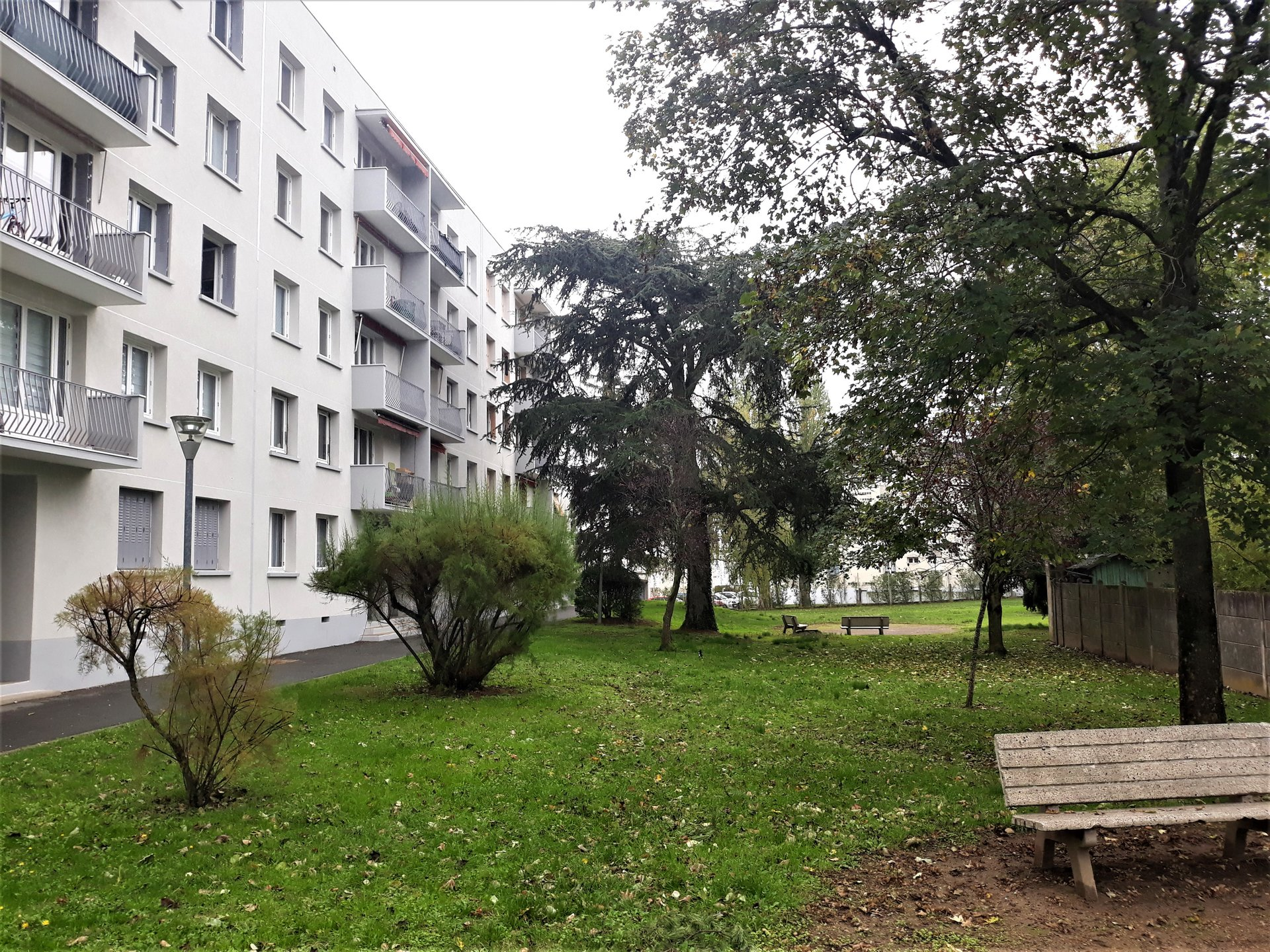 Appartement 3 chambres à 20 minutes de Lyon