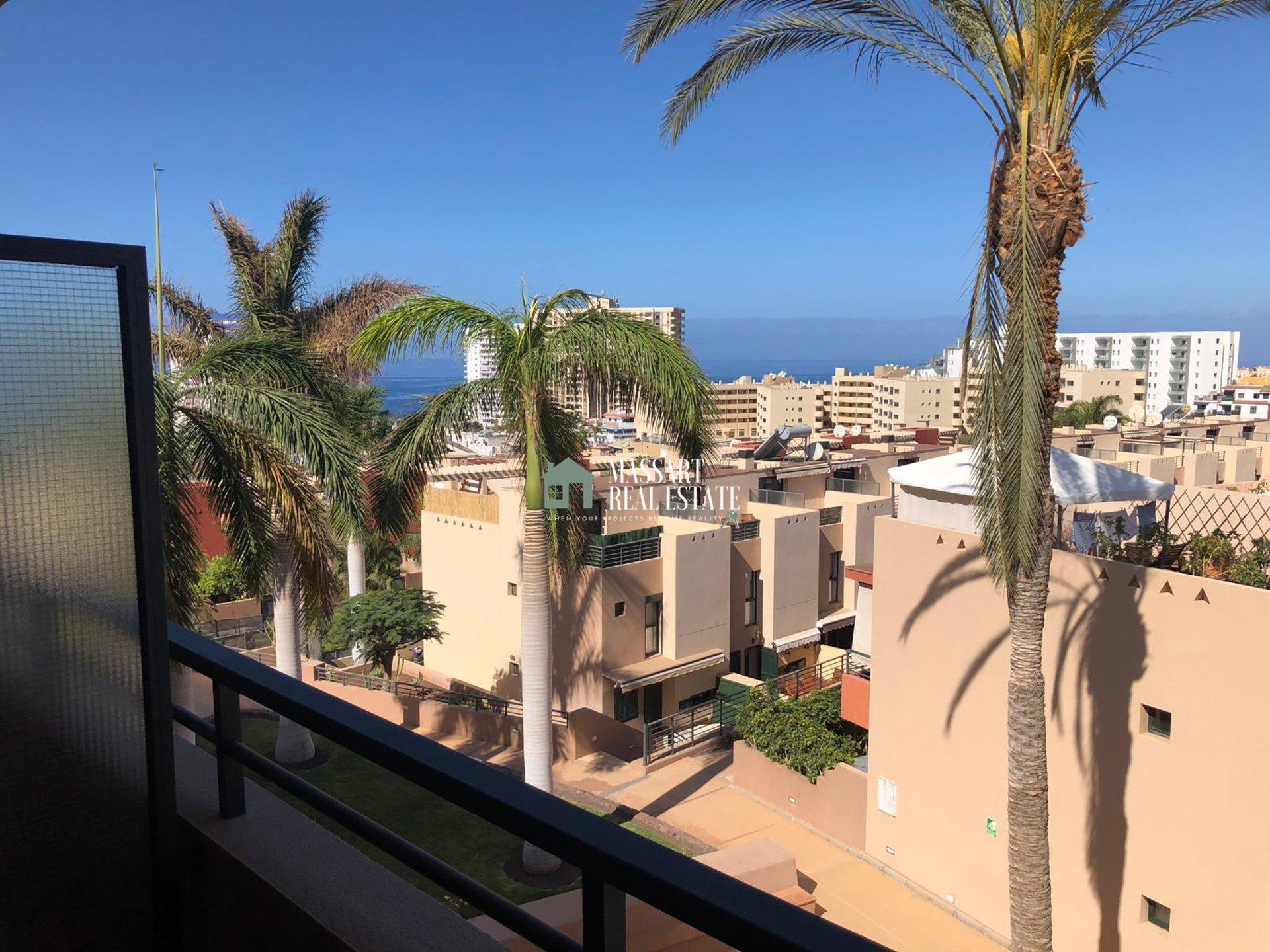 Appartamento completamente arredato in affitto a Playa Paraíso (Paraíso II)… ideale per godersi una vita felice in coppia!