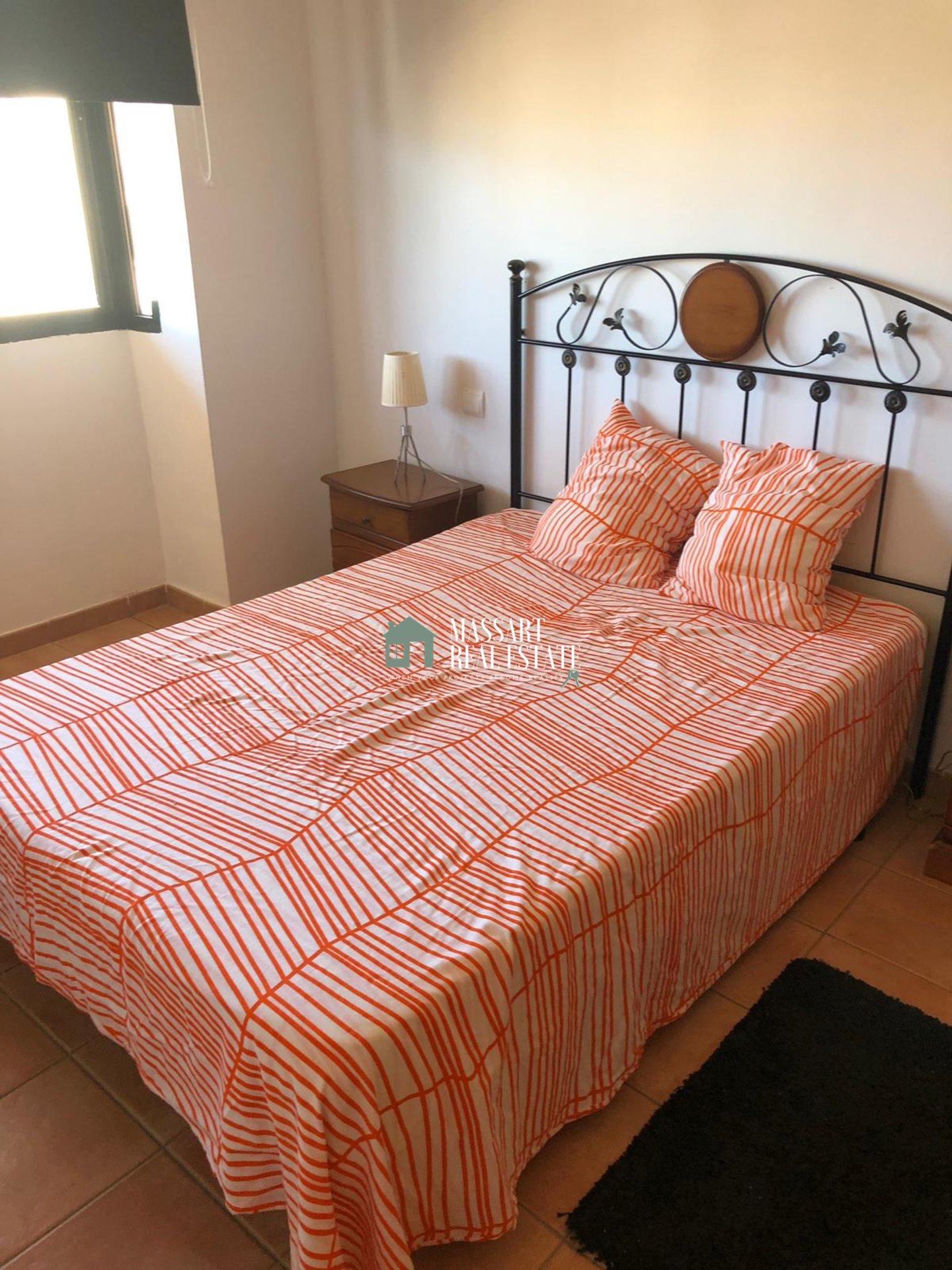 Volledig gemeubileerd appartement te huur in Playa Paraíso (Paraíso II)… ideaal om als koppel te genieten van een gelukkig leven!