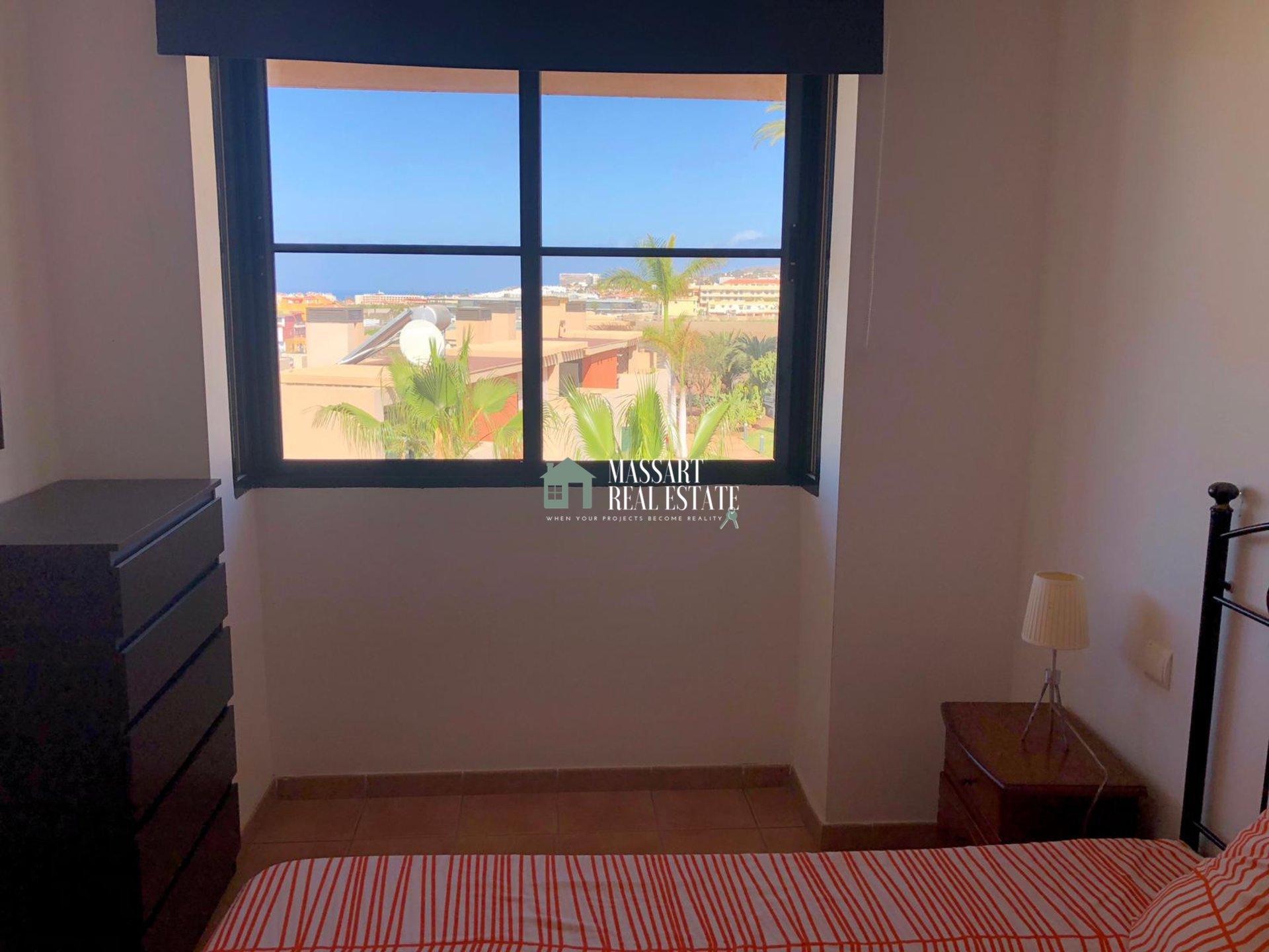 Apartamento totalmente amueblado en alquiler en Playa Paraíso (Paraíso II)…¡ideal para disfrutar de una feliz vida en pareja!