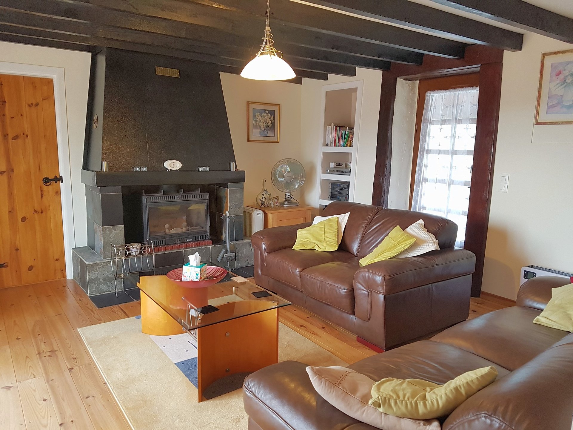 Furnished house for sale in the south of the Brenne, Indre 36