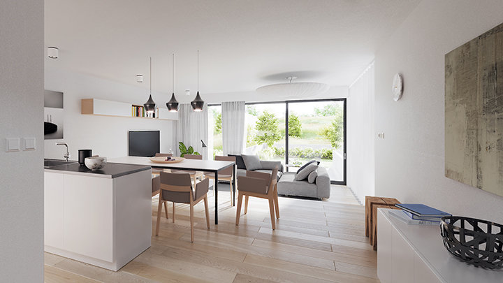 Vente Appartement Luxembourg Muhlenbach