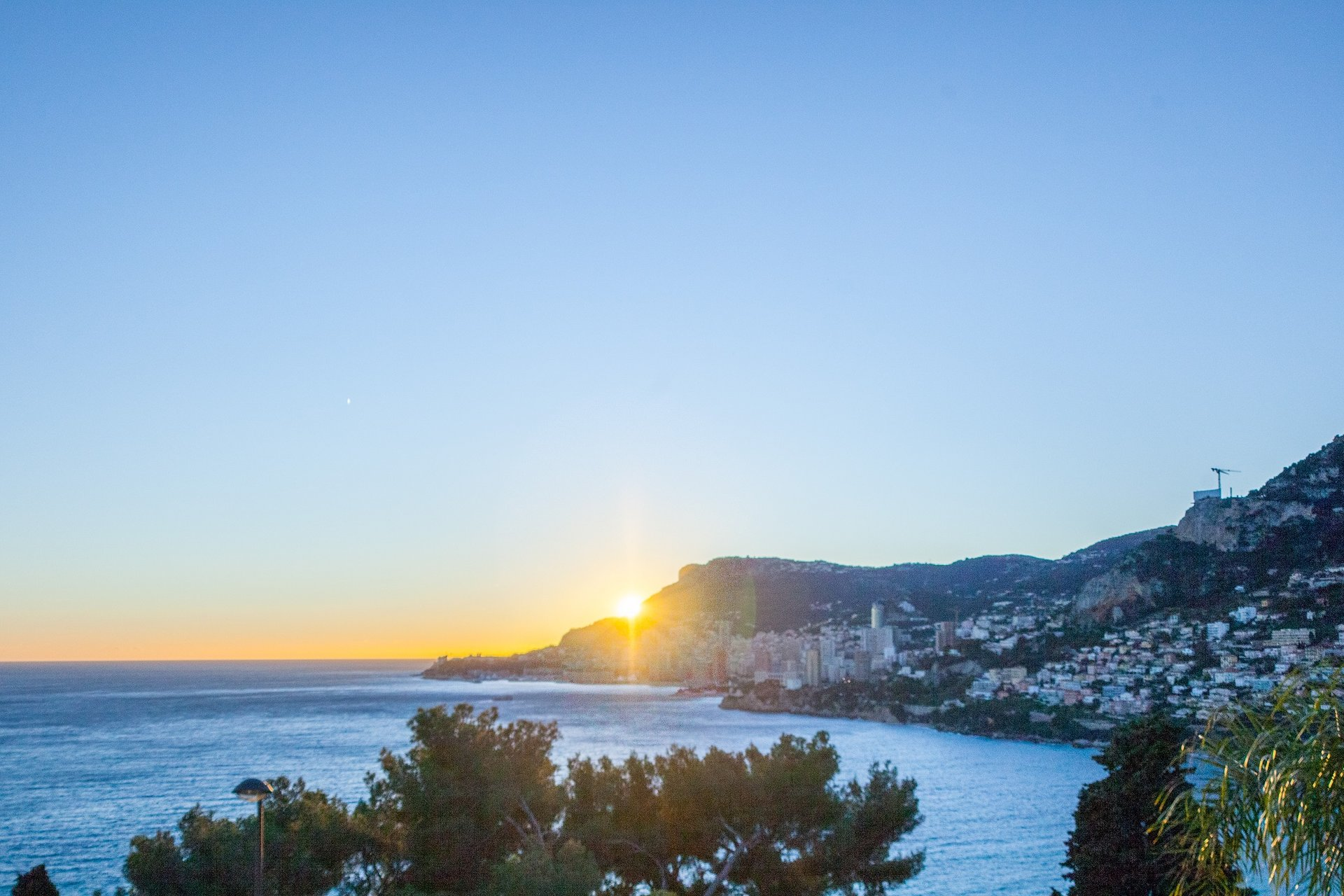 4:a med pool och egen trädgård - Roquebrune-Cap-Martin