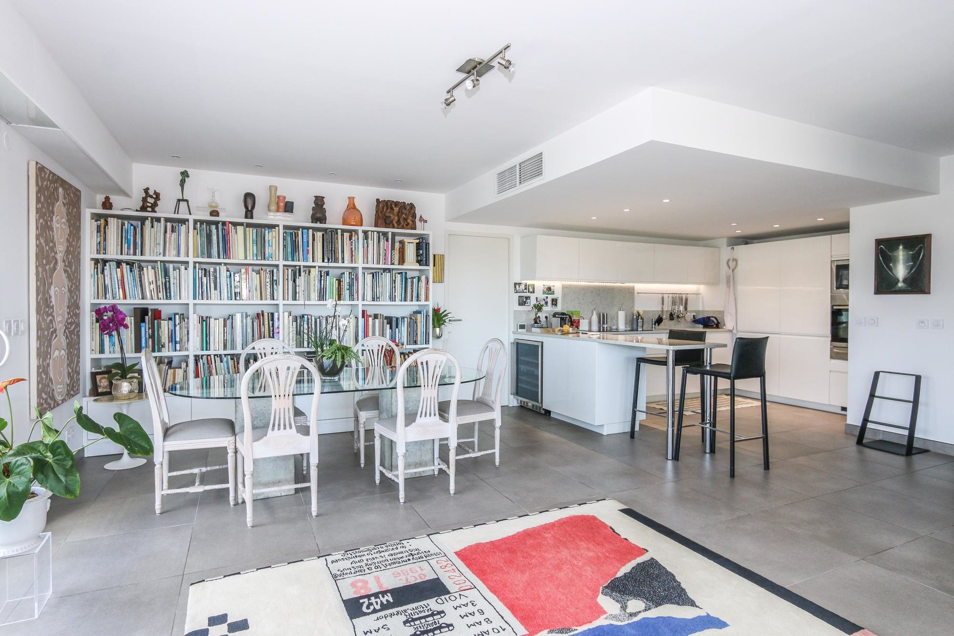 Exklusiv 5:a med stor terrass - Cagnes-sur-Mer