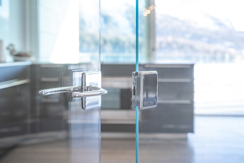 Luxury flat for sale in St. Moritz, Swiss Alps