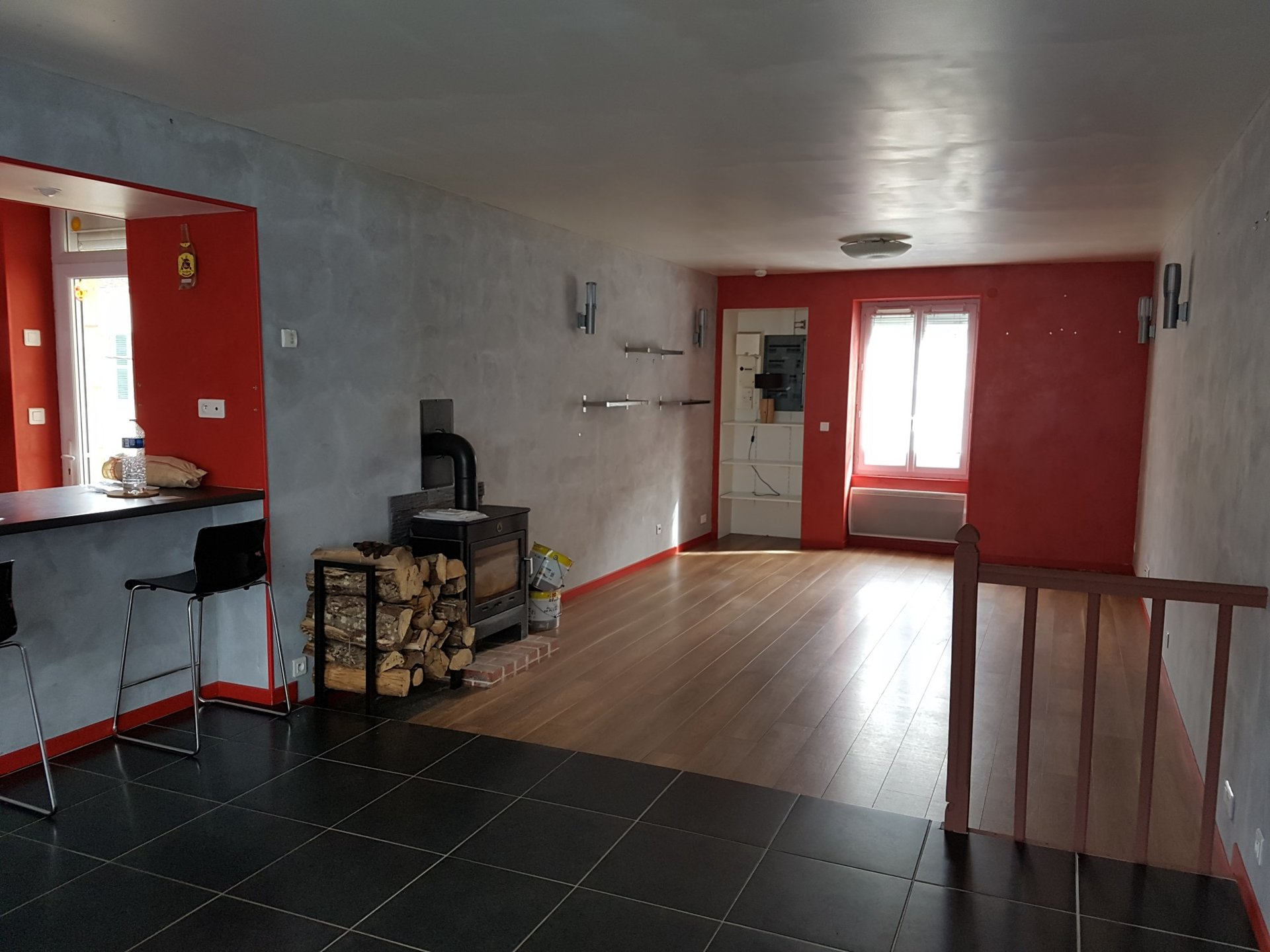 Large village house for sale at La Trimouille, Vienne 86