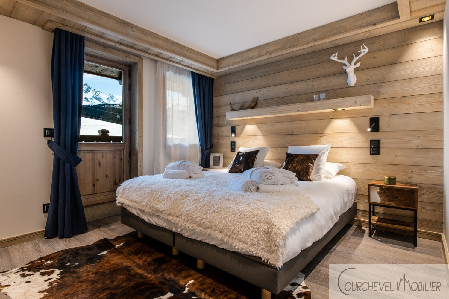 109m² T4 Courchevel