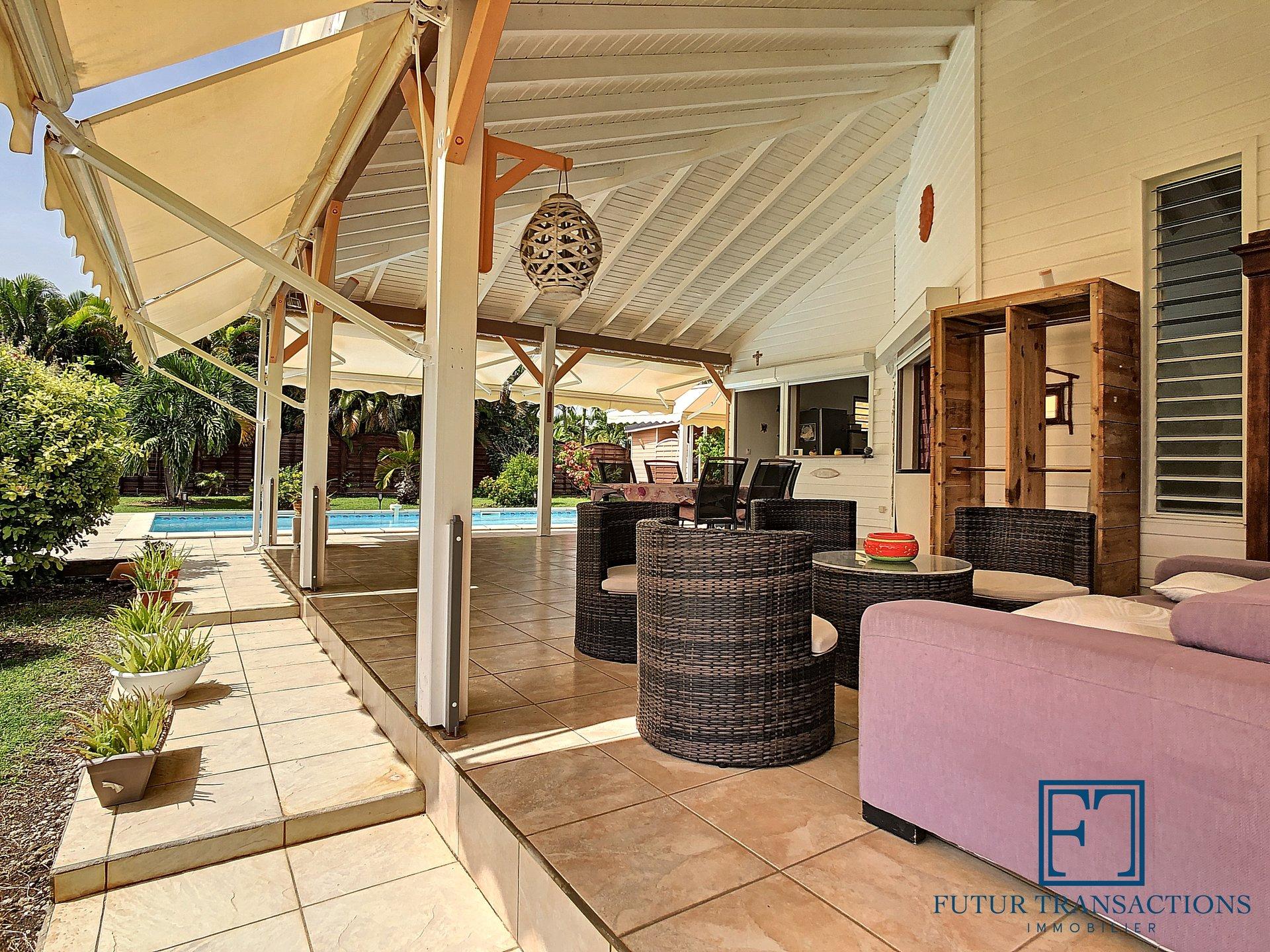 Coup de coeur / Villa T4 avec piscine