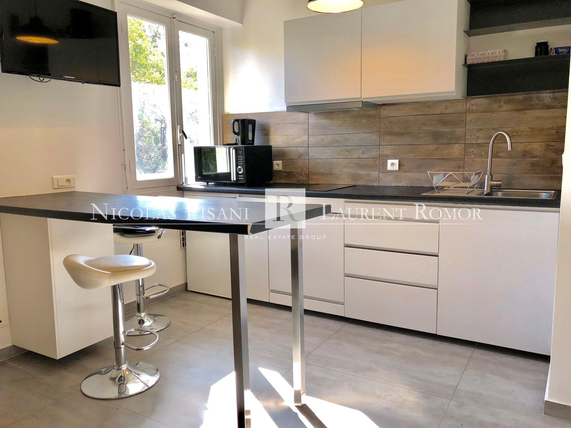 Rental Apartment Beaulieu-sur-Mer