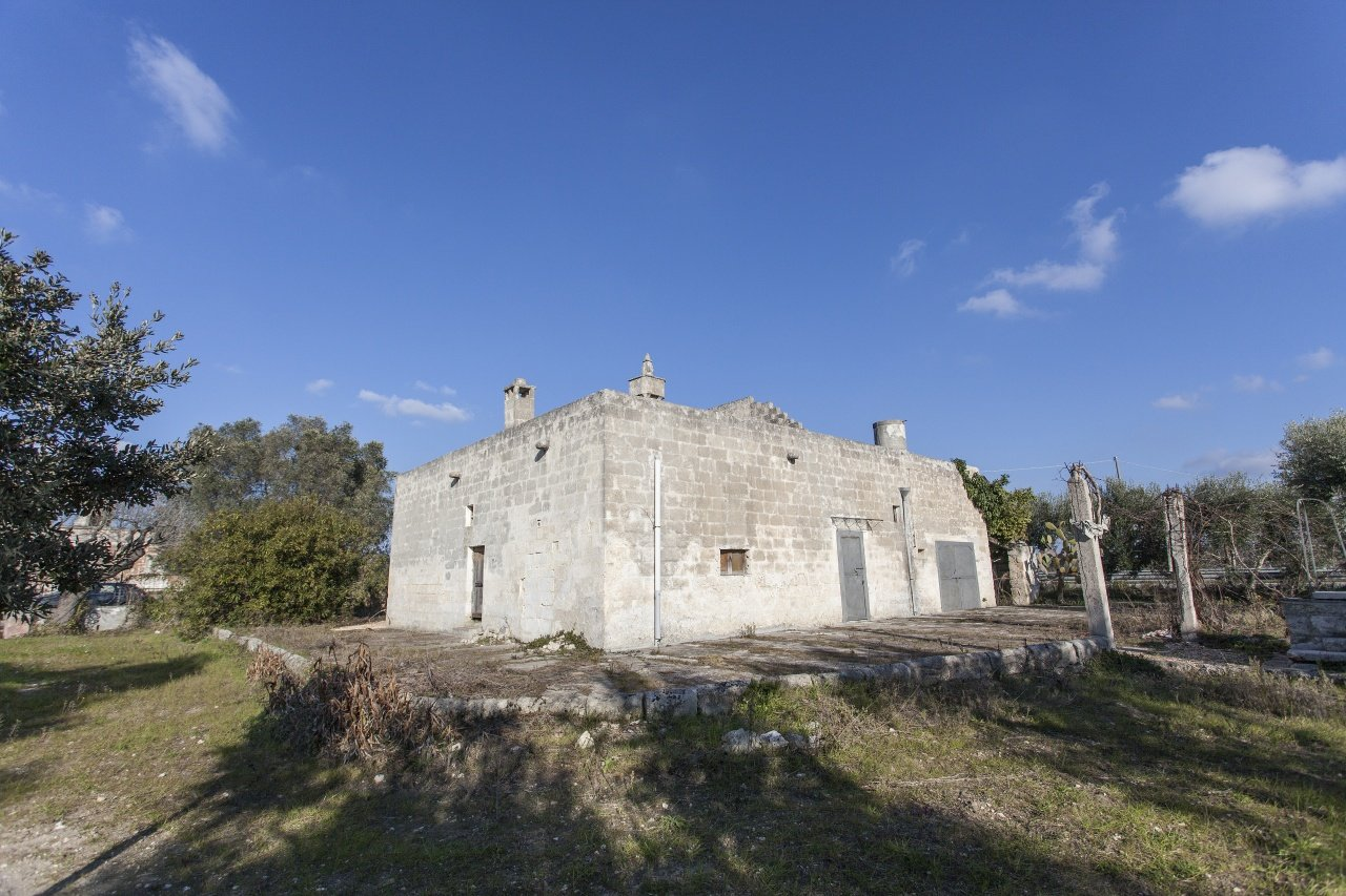 Old countryhouse with annex and olive grove
