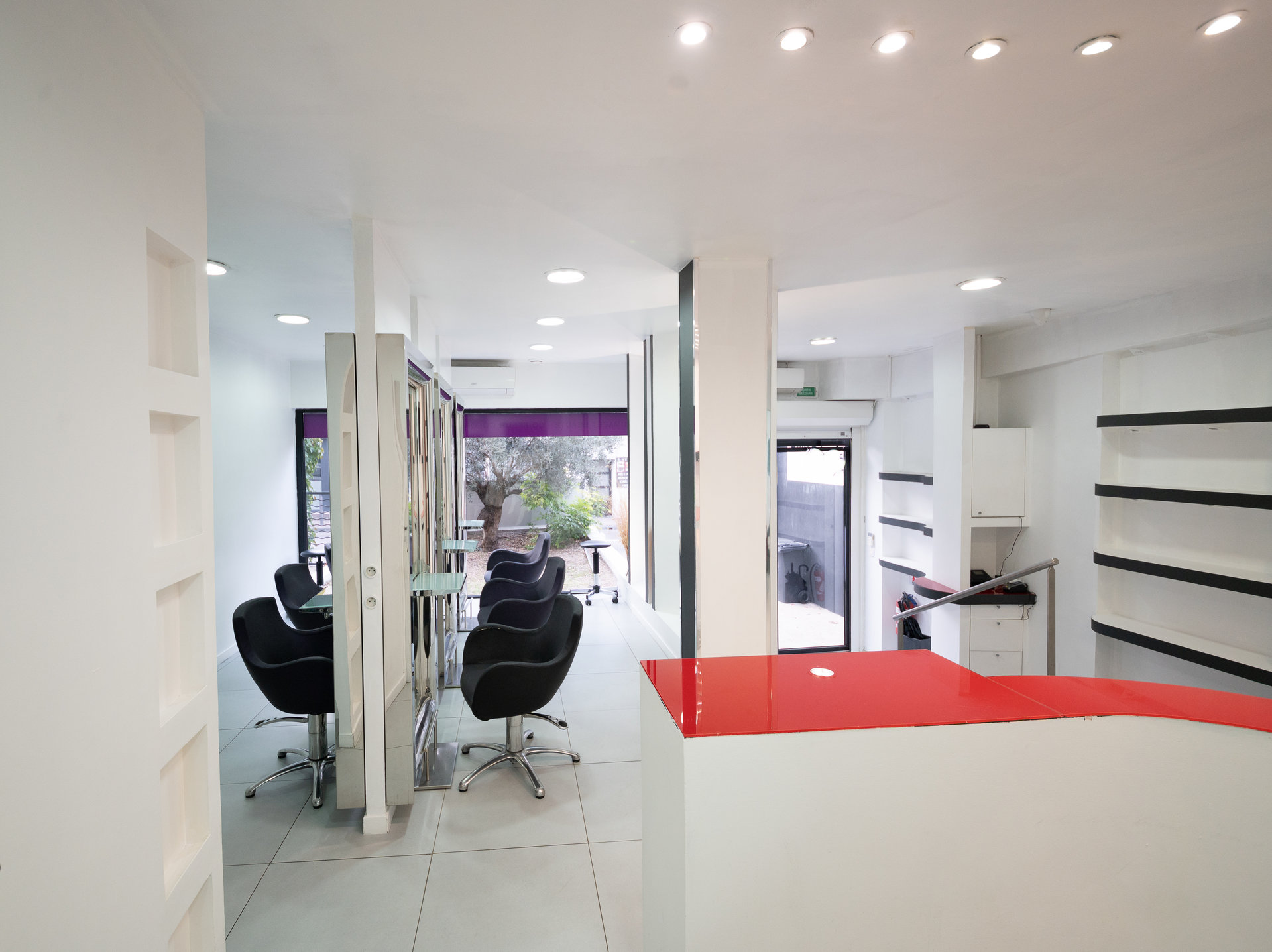 HOME HAIR  - Salon de Coiffure de 145m2 Cabot