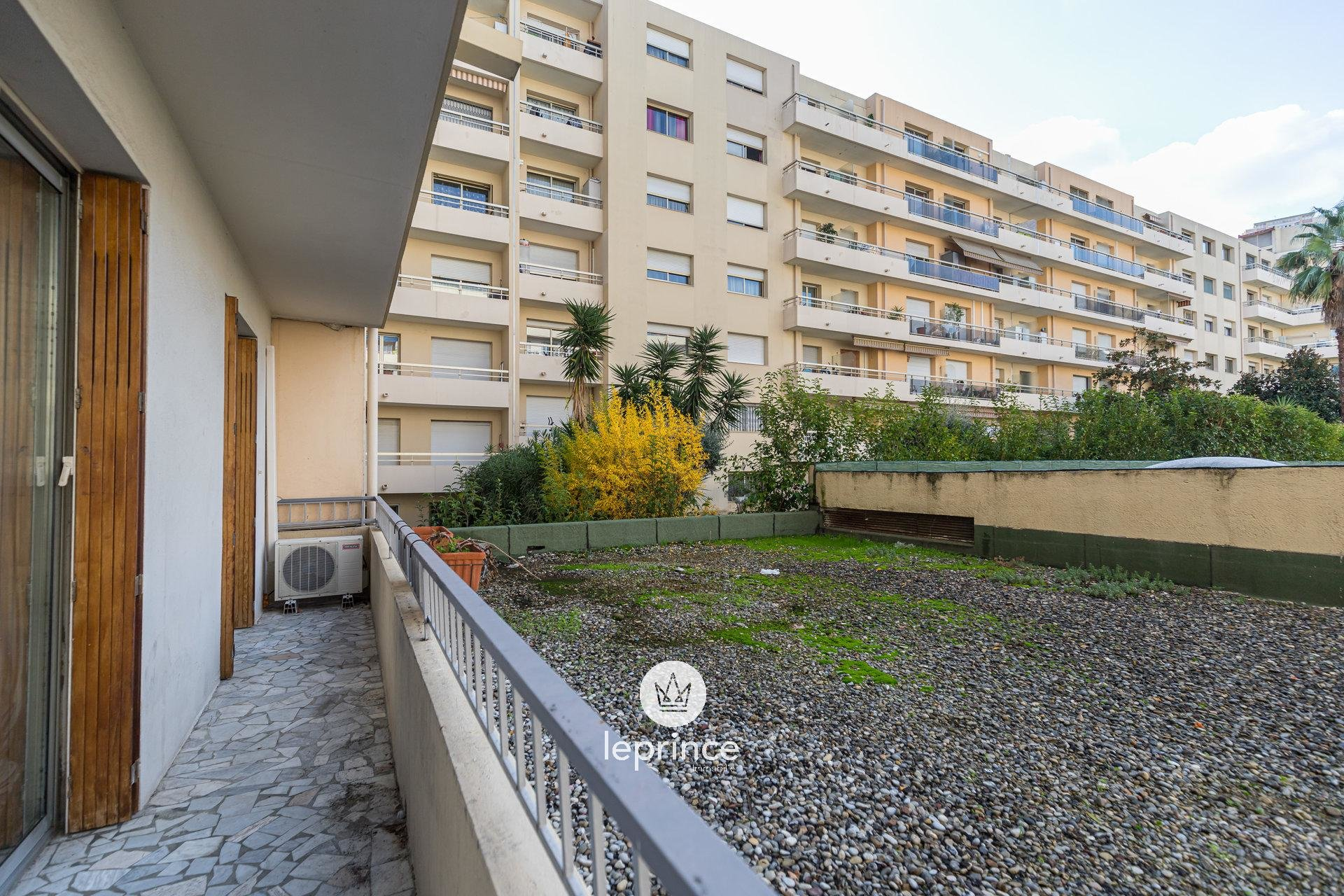 Nice Nord / Cessole - 2 bedroom Apartment - Balconies Cellar