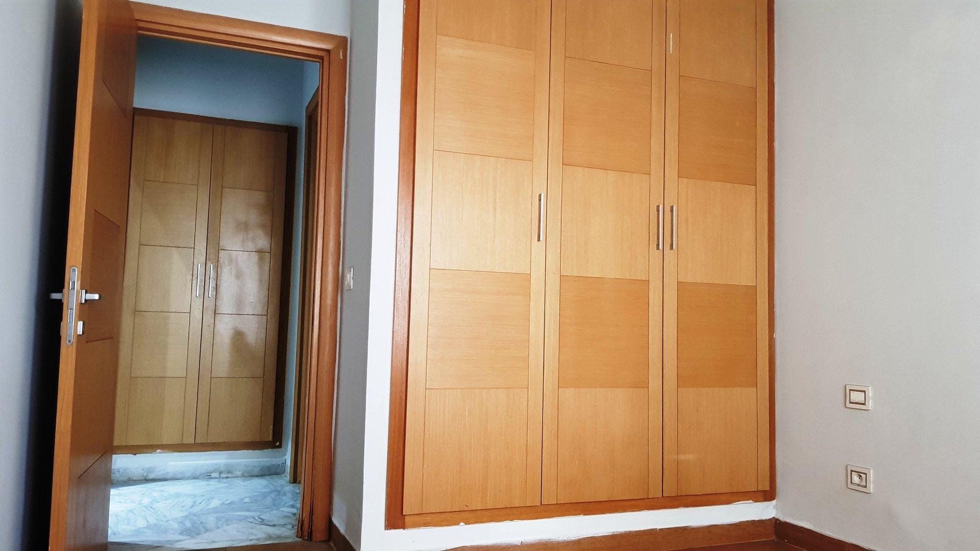 appartement salon et chambre