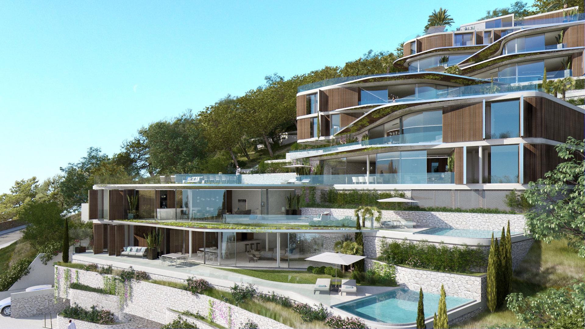 Sale Building land Port d'Andratx
