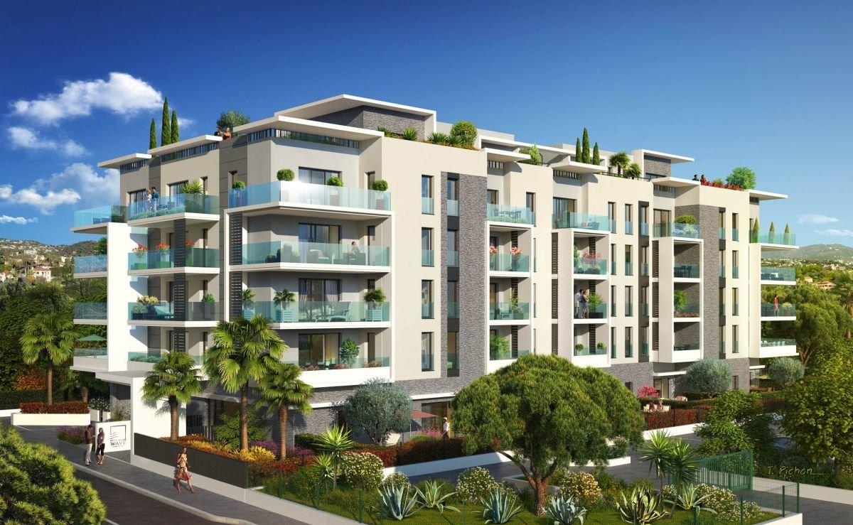 Vente Appartement - Cagnes-sur-Mer