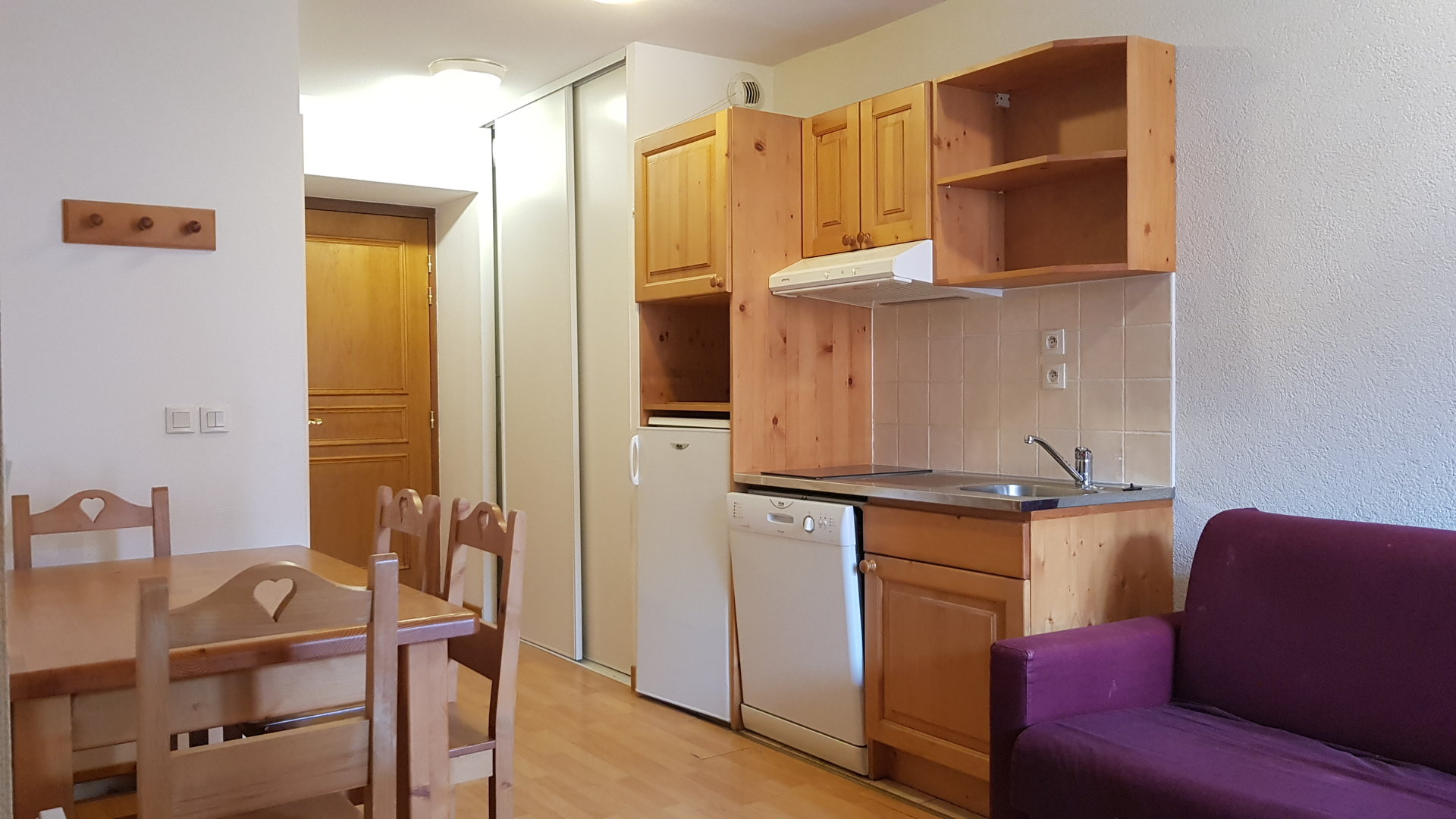 Appartement T2 proche lac d'annecy