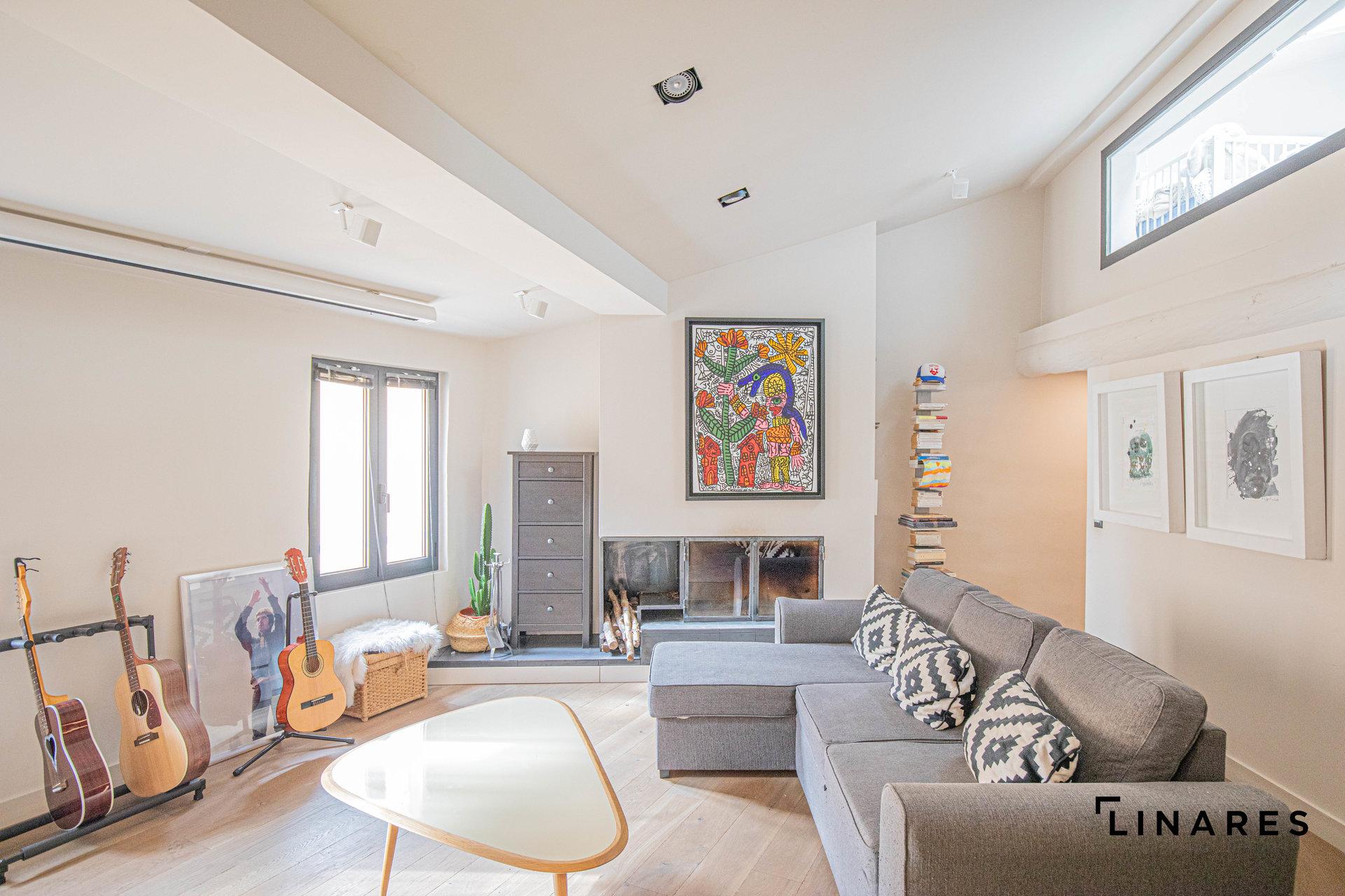 LE DUPLEX T3/4 Appartement de 96m2 - Aix en Provence