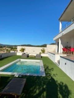 SAINTE MAXIME EXCLUSIVITE - Villa contemporaine récente