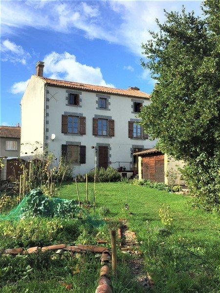 Familienhaus in Bussière-Poitevine, in der Haute Vienne