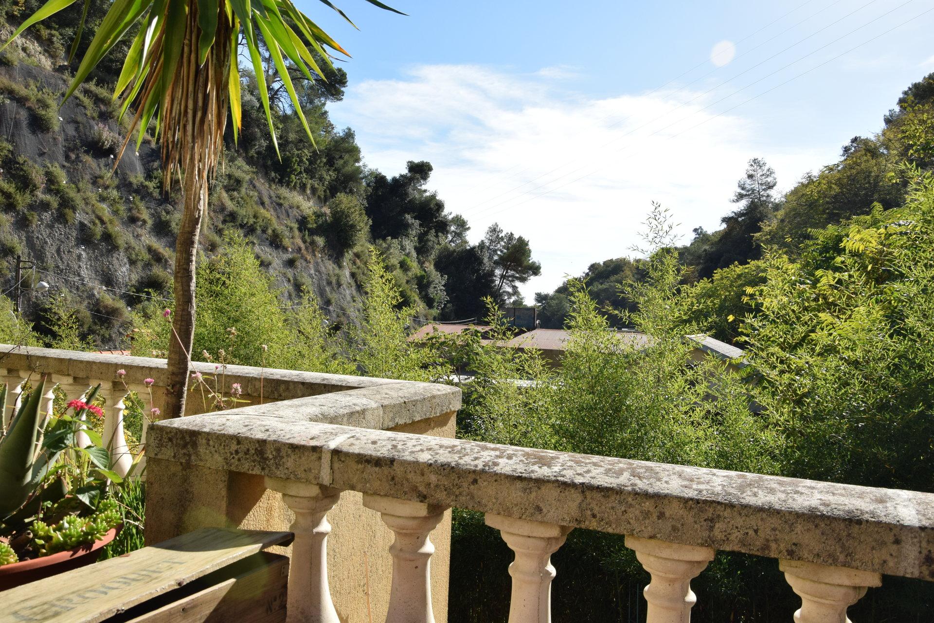 Villa Nice St Pierre de Feric - La Conque