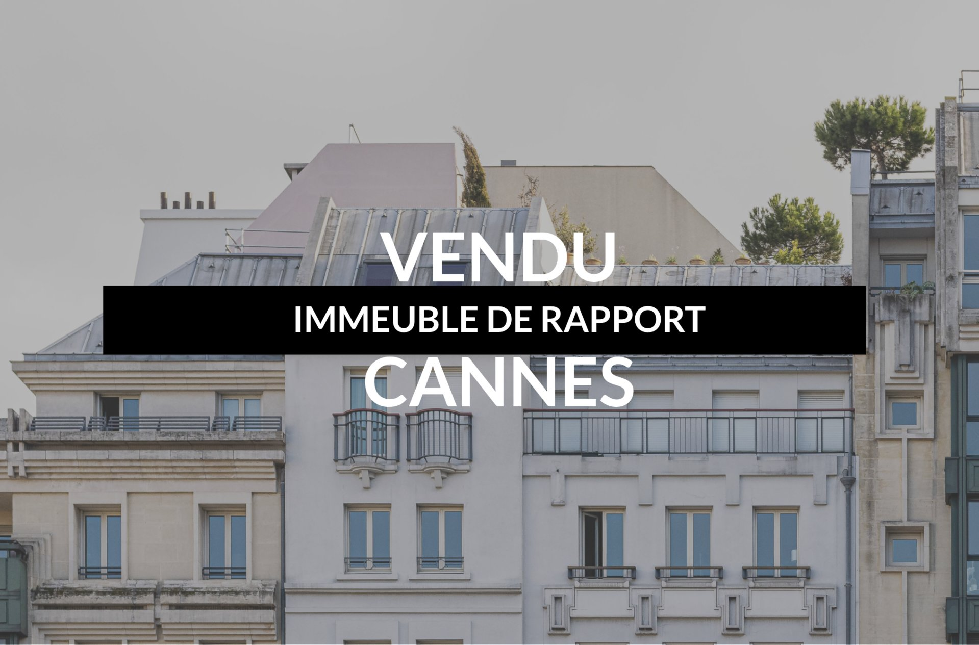 BUILDING IN CANNES