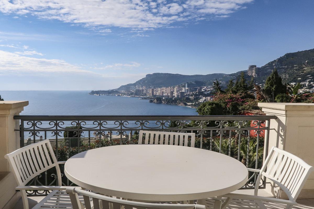 Newly Built Home Overlooking Monaco