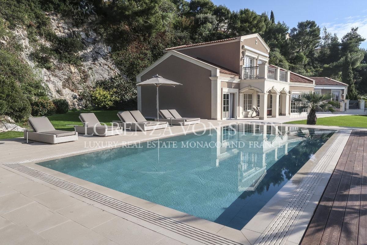 Maison récemment construite - Vue sur Monaco