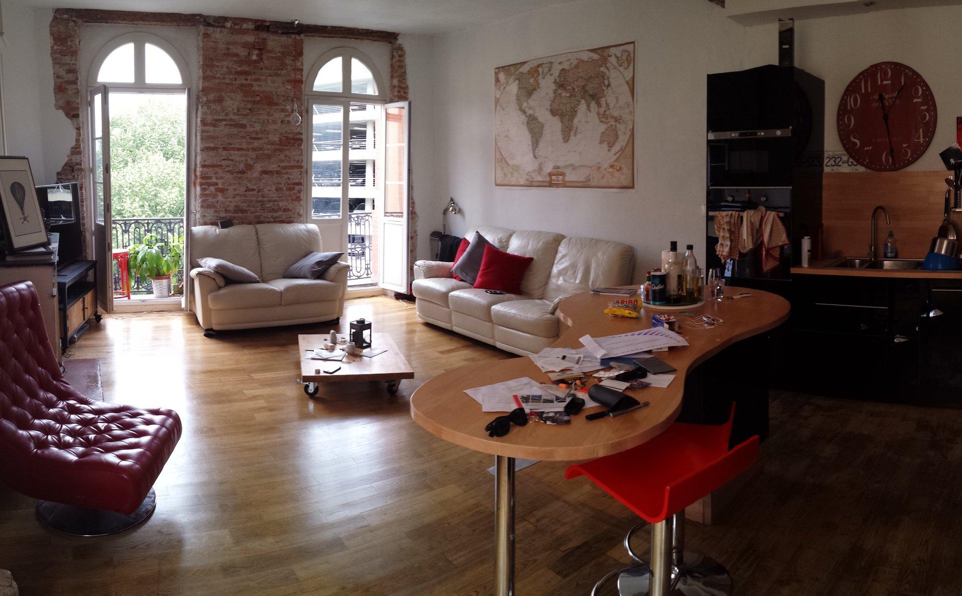 Location Appartement Toulouse Carmes