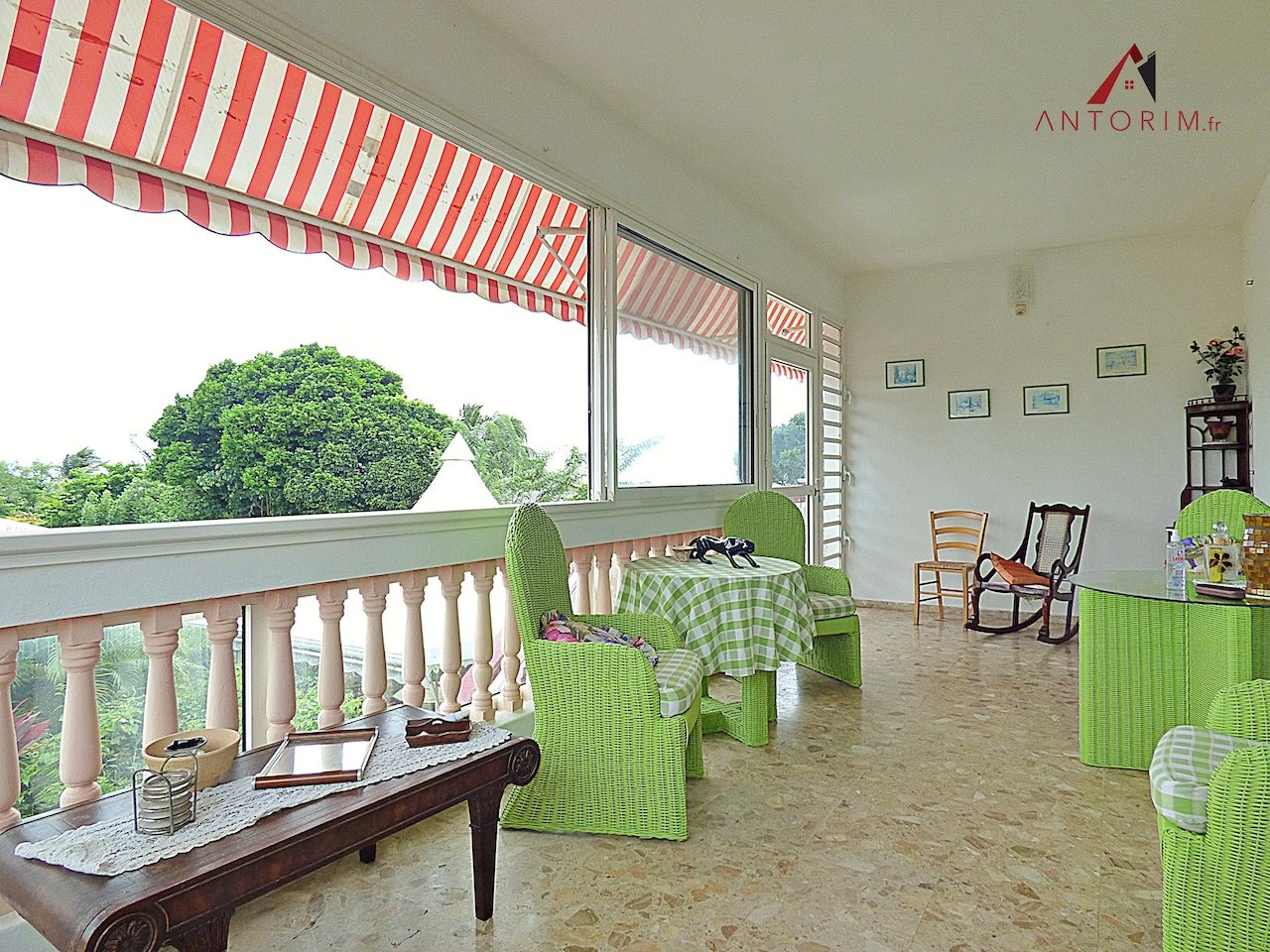 FORT-DE-FRANCE - Redoute - Superbe Villa - Très Belles Prestations - Jardin - Belle Vue