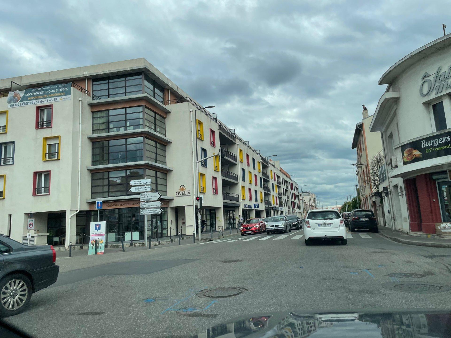 Sale Apartment - Toulouse Barrière-de-Paris
