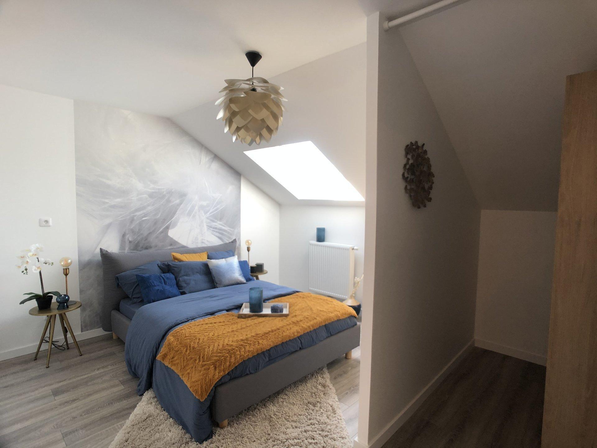 4P - 100 m² - DUPLEX JARDIN - SALLENÔVES
