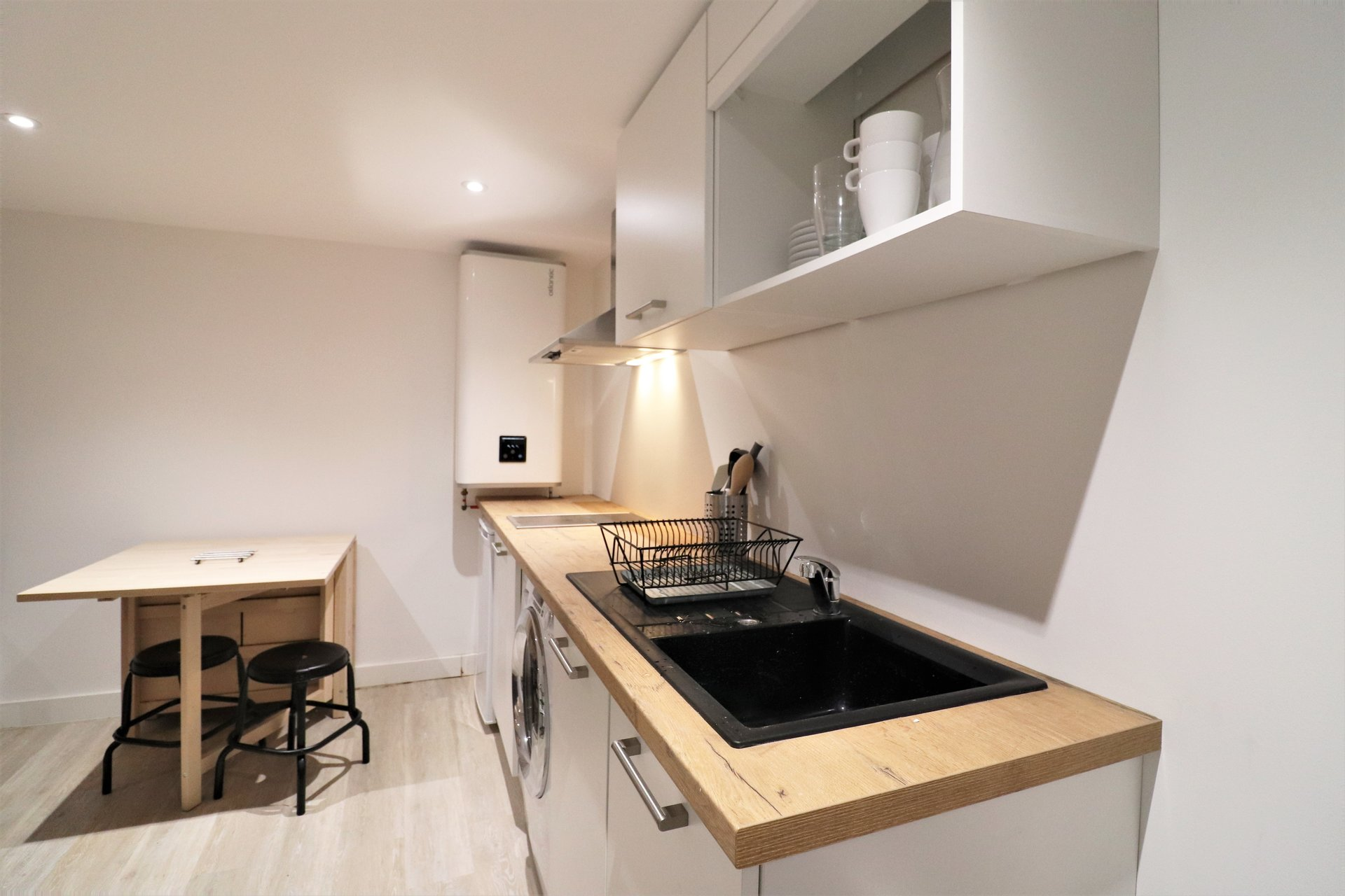 FOR RENT T2 all furnished apartment - TOULOUSE CITY CENTER