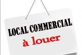 grand local commercial à louer