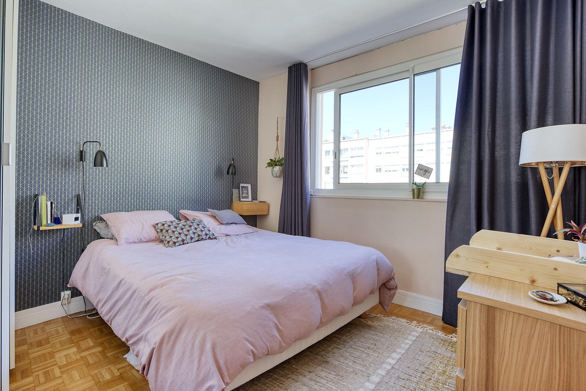 Appartement T3 -  LYON 6