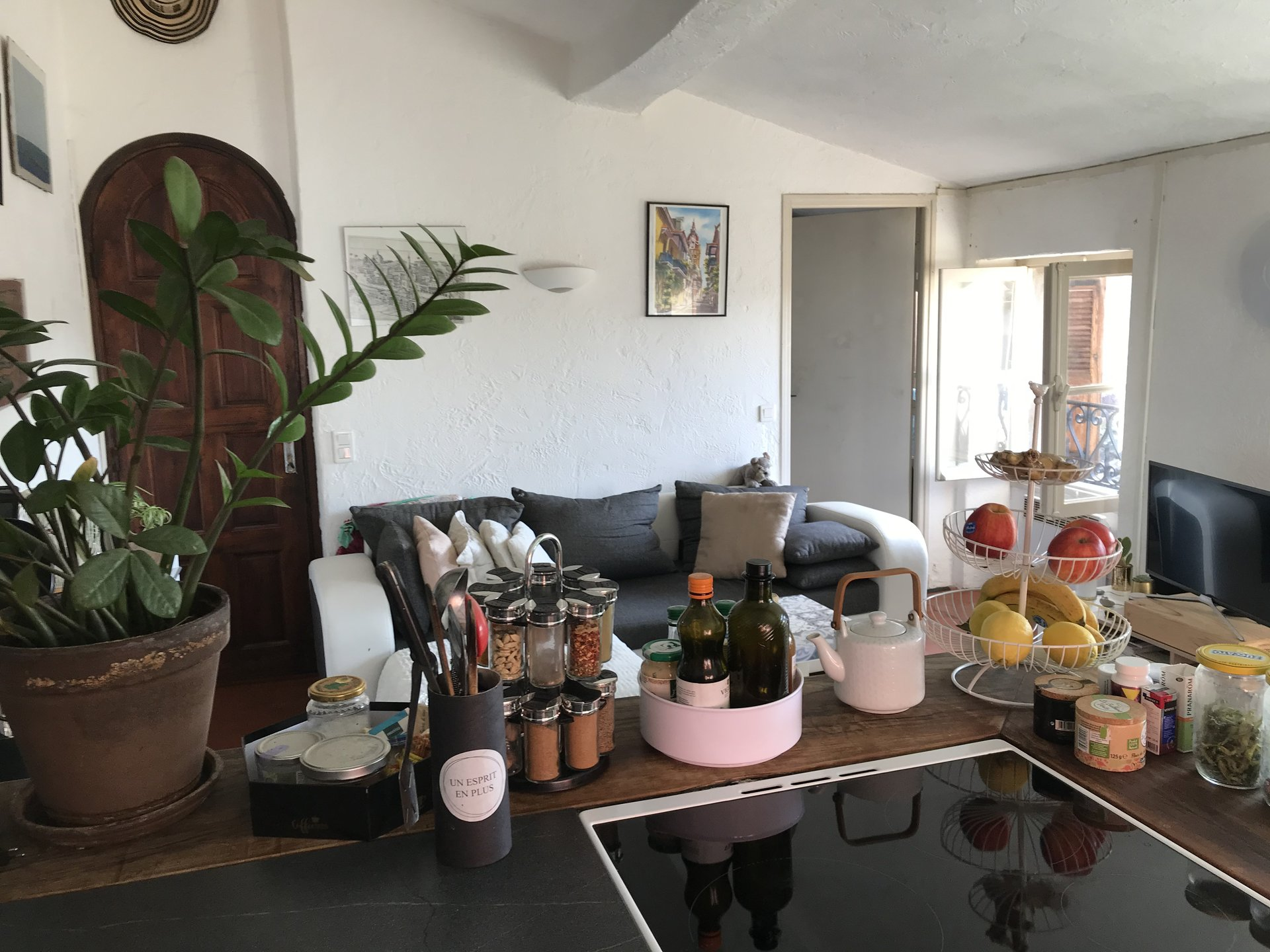 Biot Village 1 bedroom flat 31sqm