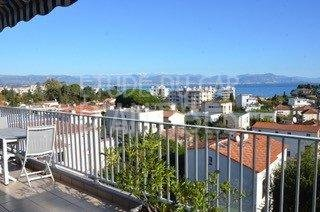 Кап д Антиб - пешая доступность до моря - Просторная 3хкомнатная квартира